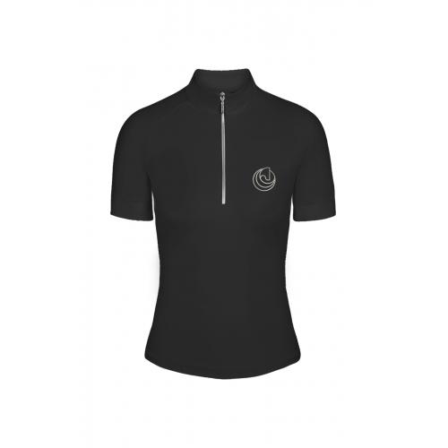 HS BASIC riding shirt black