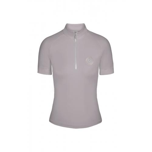 HS BASIC riding shirt grey